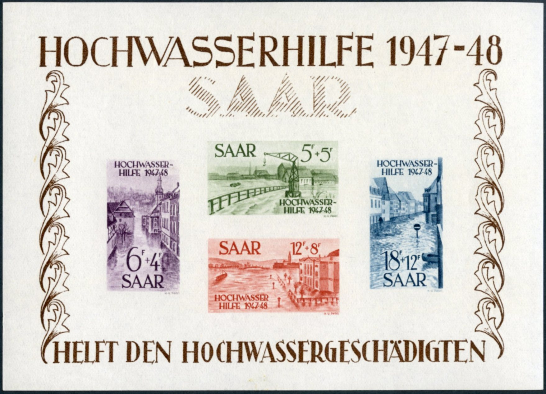 Lot 16 - germany  -  Tel Aviv Stamps Ltd. Auction #45